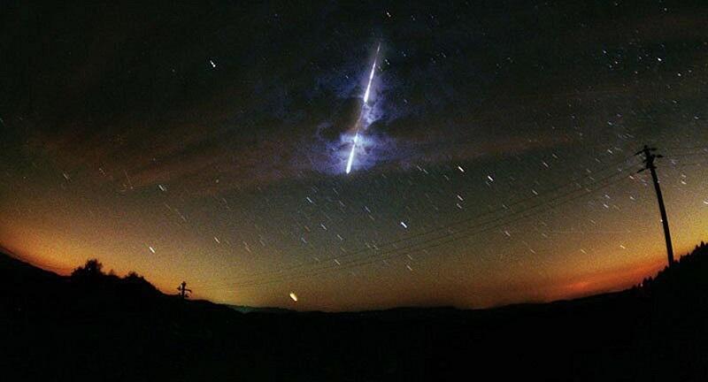 Звездопад Лириды: фото, описание, проноз