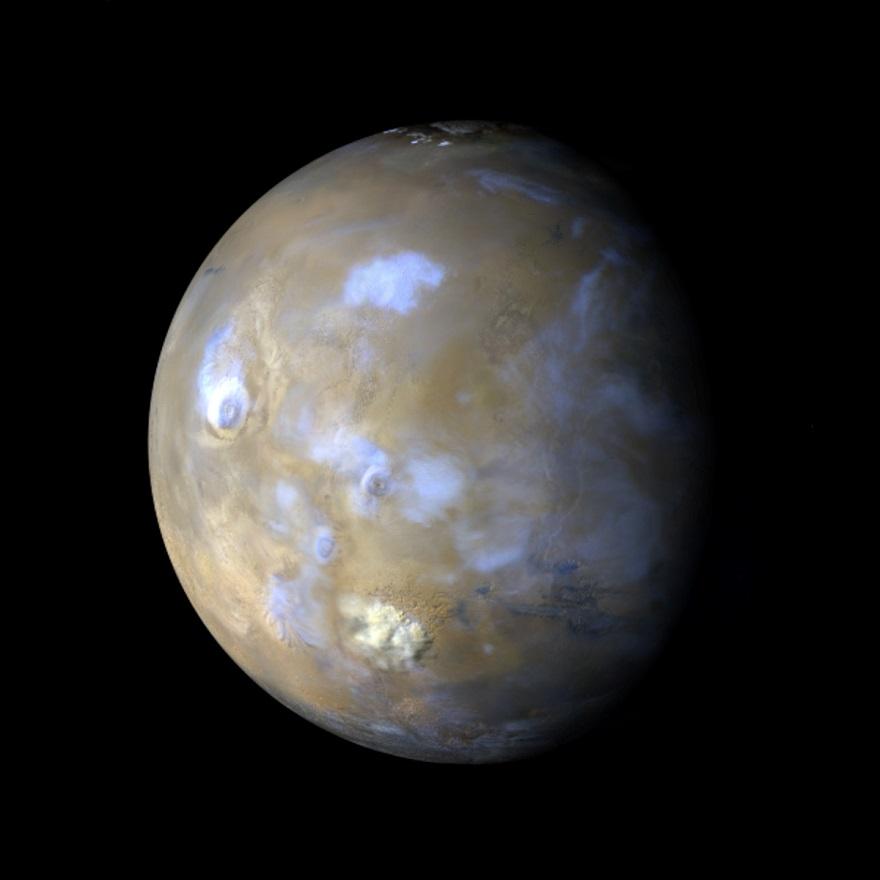 Фото Марса: с описанием