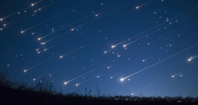 Звездопад Квадрантиды: фото