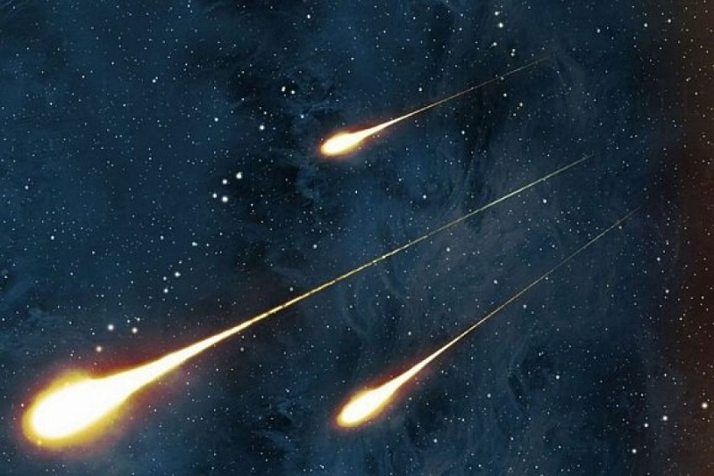Звездопад Квадрантиды: описание и прогноз