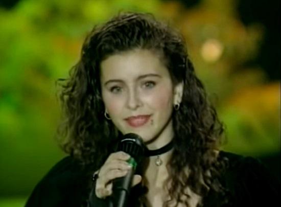 Ани Лорак: начало музыкальной карьеры