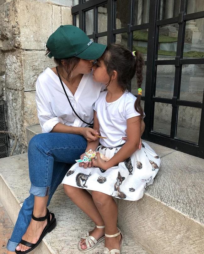 Ани Лорак: фото с дочкой Софией