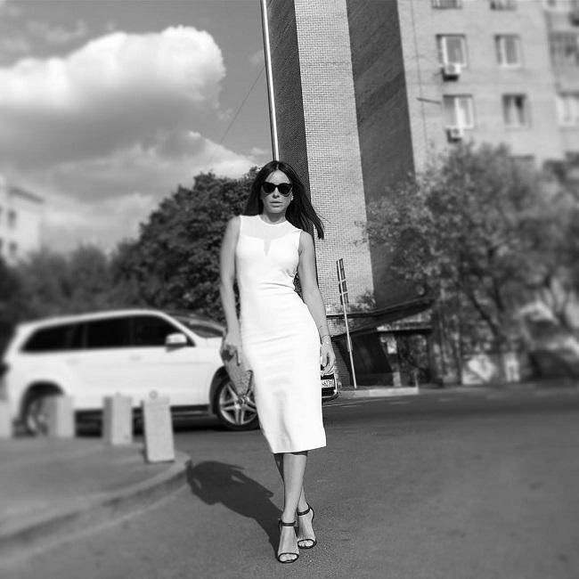 Ани Лорак: фото из Инстаграм