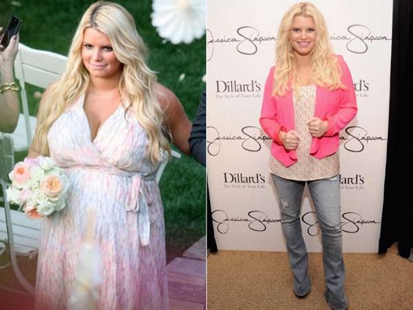 Звёзды до и после похудения: фото зарубежных знаменитостей