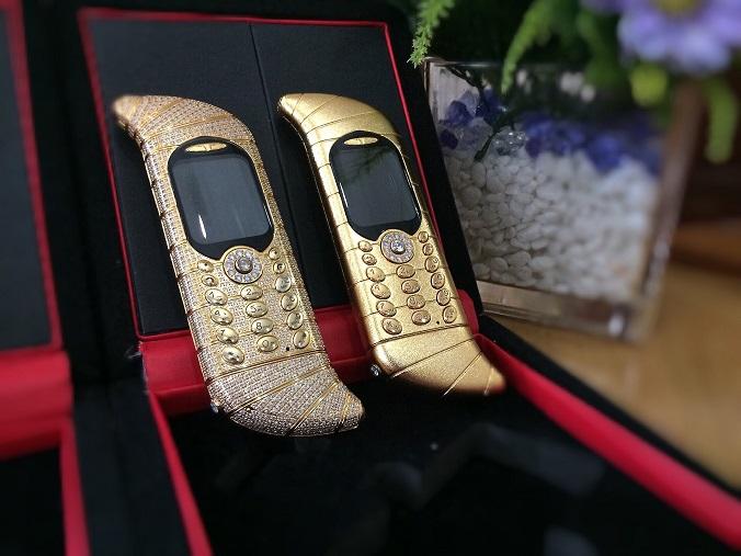 Самые дорогие кнопочные телефоны в мире 2018