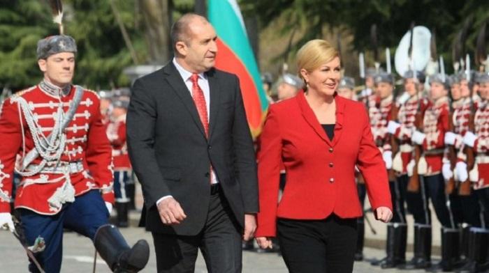 Колинда Грабар Китарович: фото с лидерами стран мира