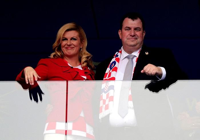 Колинда Грабар Китарович: личные фото с мужем, детьми и в купальнике
