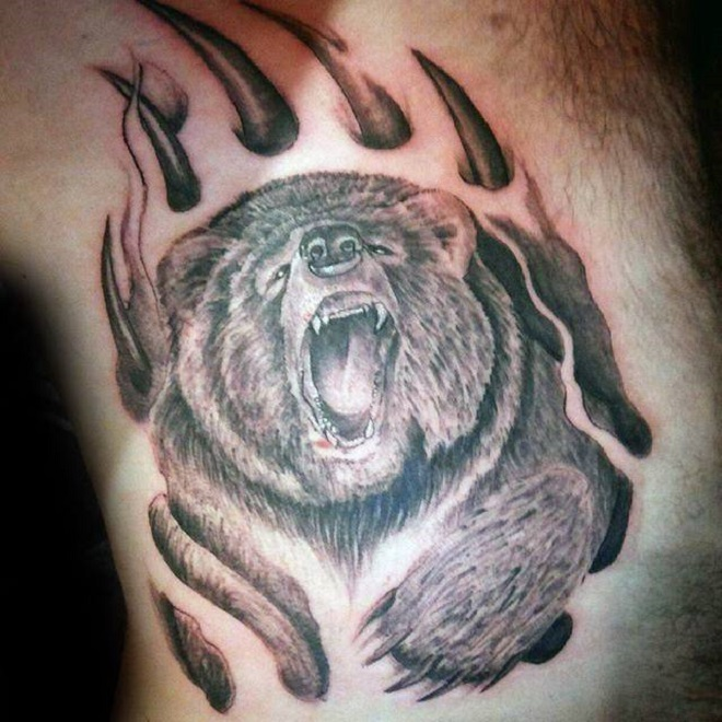 Тату эскизы на руке и других частях тела: фото татуировок с животными, их значение