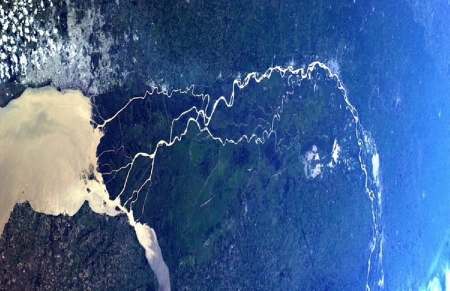 Фото Земли из космоса 2018: снимки планеты из космоса