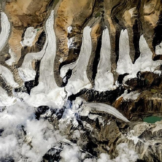 Фото Земли из космоса 2018: снимки природных явлений
