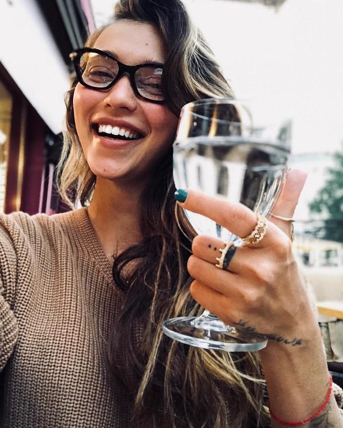 Регина Тодоренко: фото с инстаграм