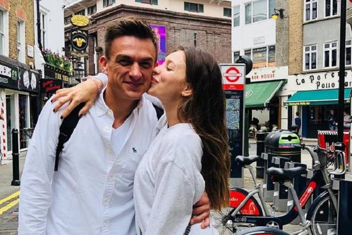 Регина Тодоренко: фото с любимыми мужчинами